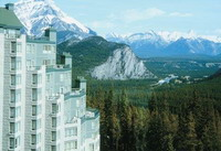 rimrock resort hotel (банфф)